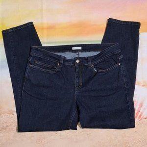 Eileen Fisher Blue Jeans Size 14